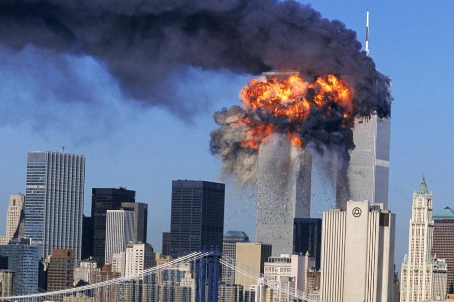 11η Σεπτεμβρίου Δίδυμοι Πύργοι τρομοκρατική επίθεση Αλ Κάιντα