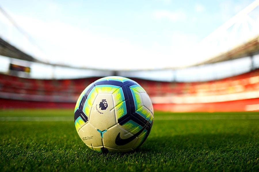 μπάλα γήπεδο Premier League χλοοτάπητας