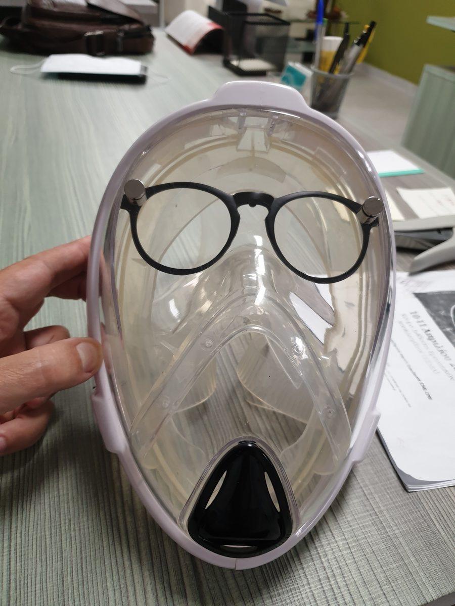 κορονοϊός μάσκα ΑΠΘ εξολοθρευτής νοσηλευτικό προσωπικό παγκόσμια καινοτομία 3 rotated