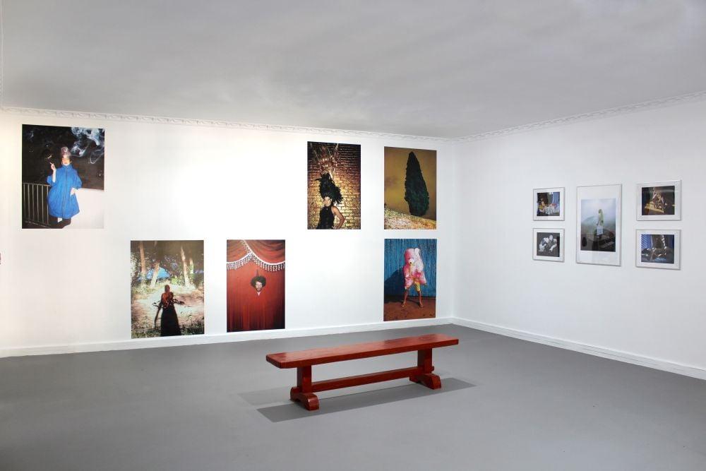 Andi GV Aruna Canevascini K Gold Temporary Gallery